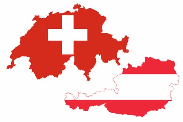 Wettsteuer in Österreich und Schweiz