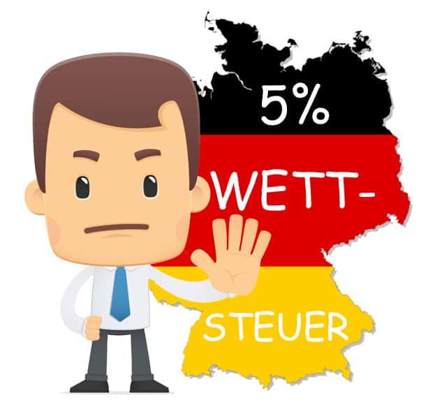 Willi Wettbonus erklärt die 5% Steuer