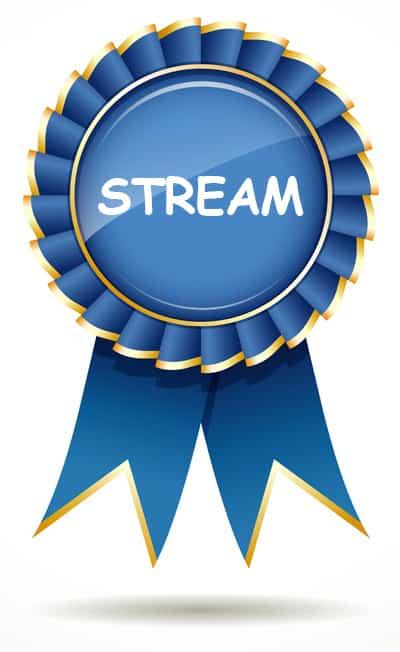 Award Beste Live Stream