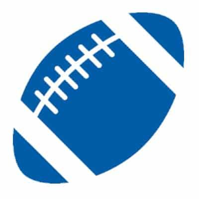 Sportarten Football Icon